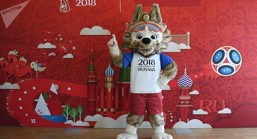 Ajang Piala Dunia Rusia 2018