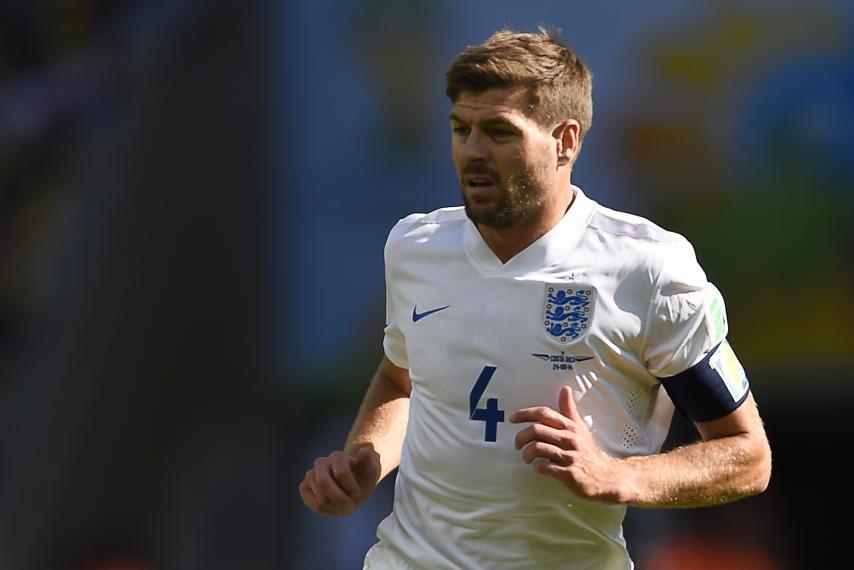 Steven Gerrard Pemain Sepakbola Internasional dari Inggris