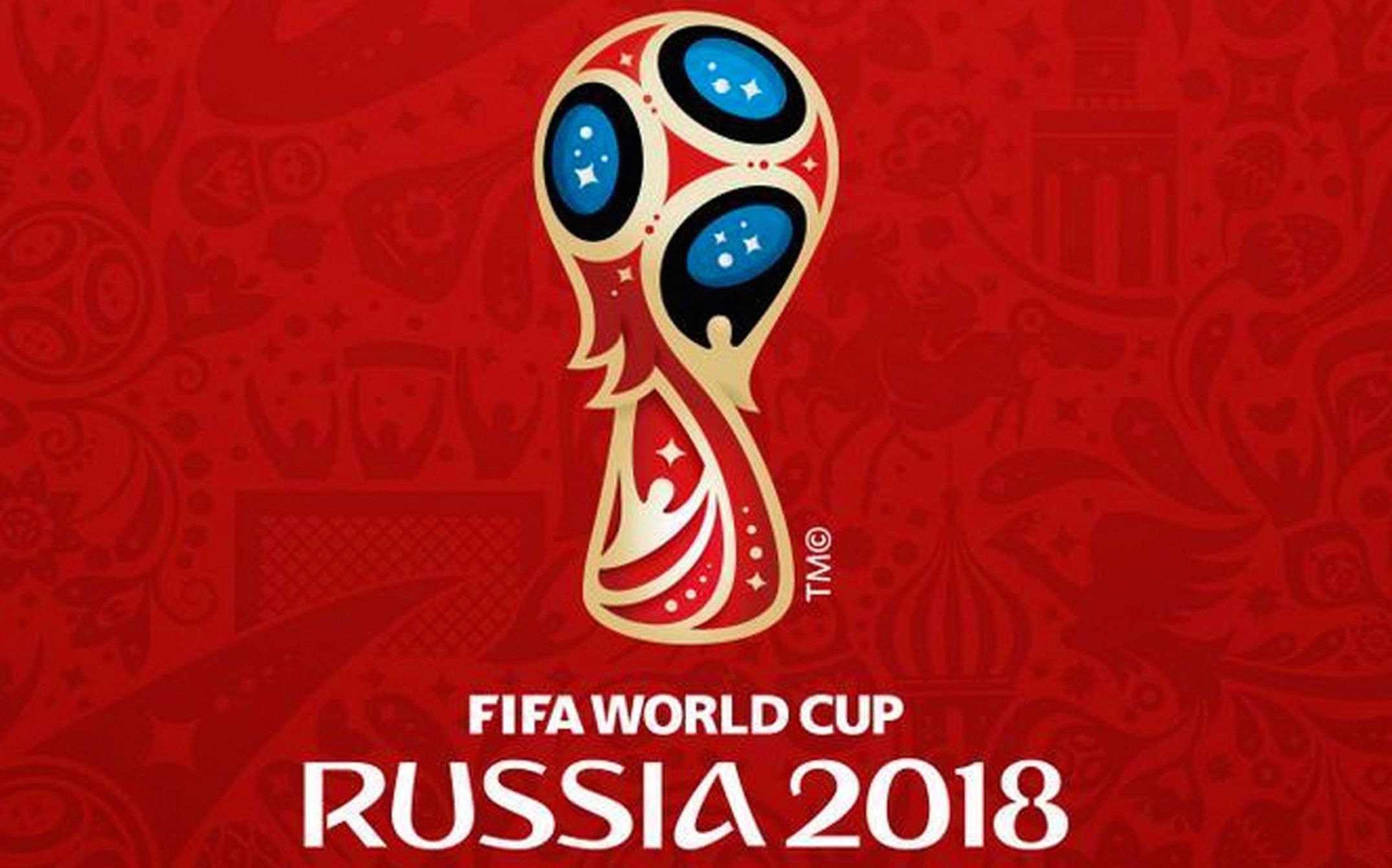 Logo Fifa World Cup Russia 2018