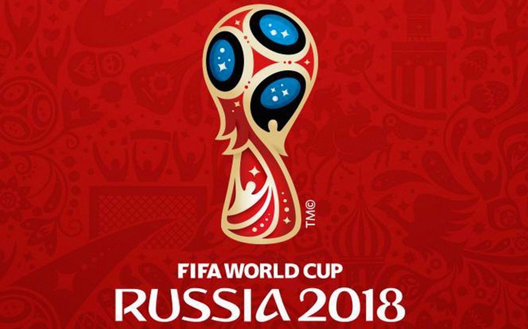Logo Fifa World Cup Russia 2018