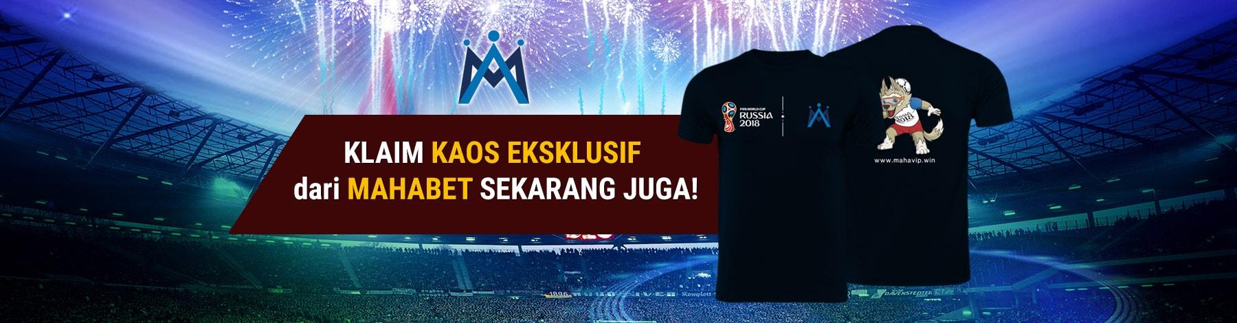 Mahabet Eksklusif Shirt